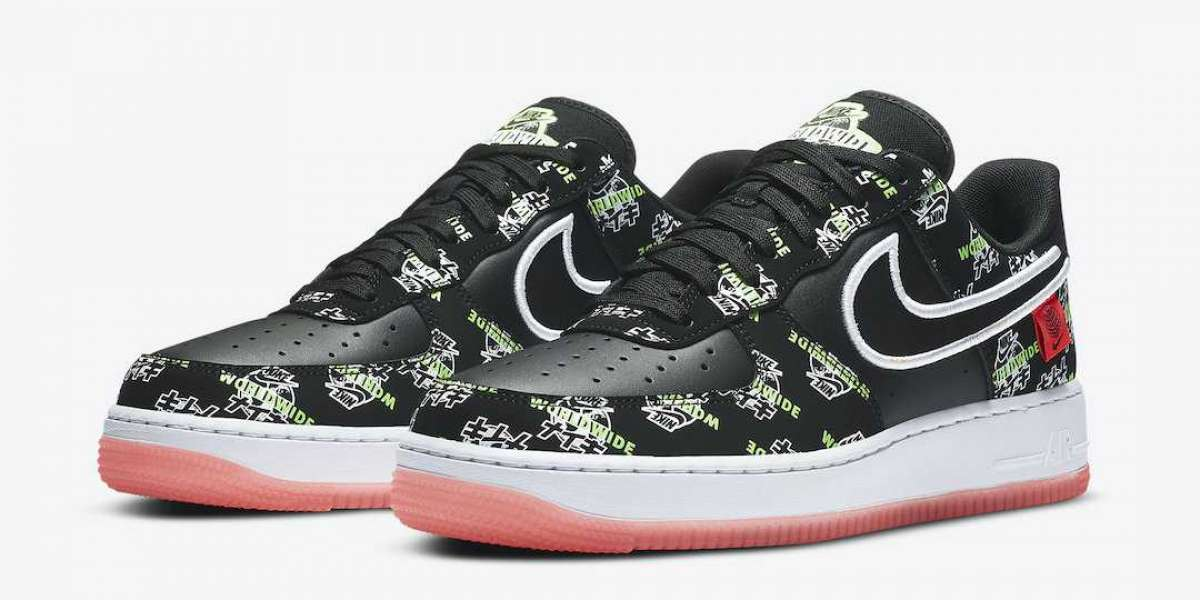 Where to Buy Nike Air Force 1 Worldwide Pack