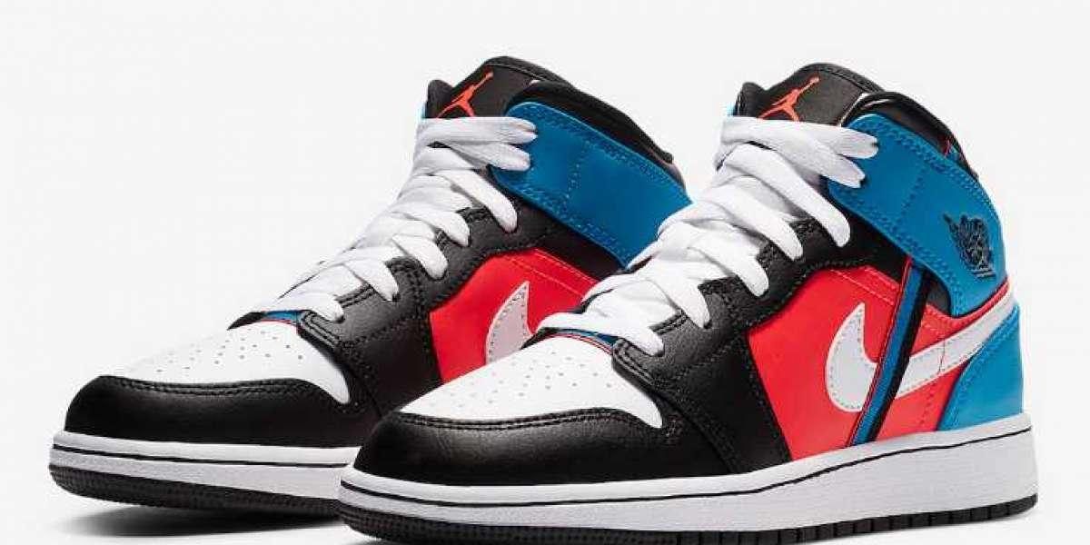 Will you Buy New Air Jordan 1 Mid Tri-Color Ribbons ?