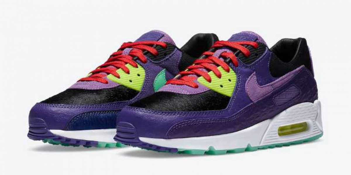 Nike Air Max 90 Violet Blend Plan to Arrive On August 9, 2020