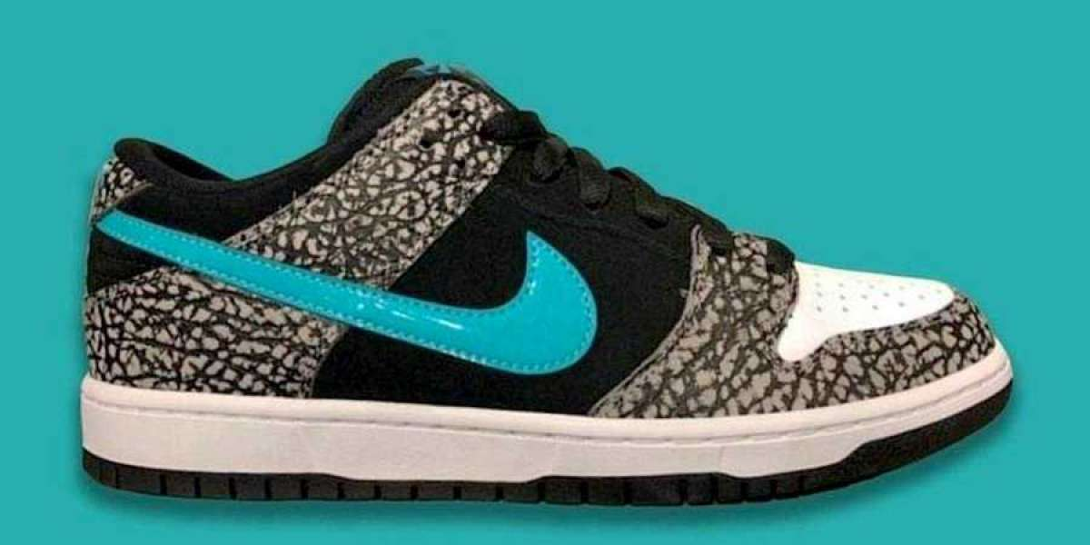 "Nike SB Dunk Low PRM ""Elephant"" Will Release For November 2020"