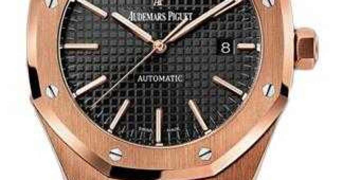 Audemars Piguet ROYAL OAK QUARTZ cheap watch REF: 67651BA.ZZ.1261BA.01