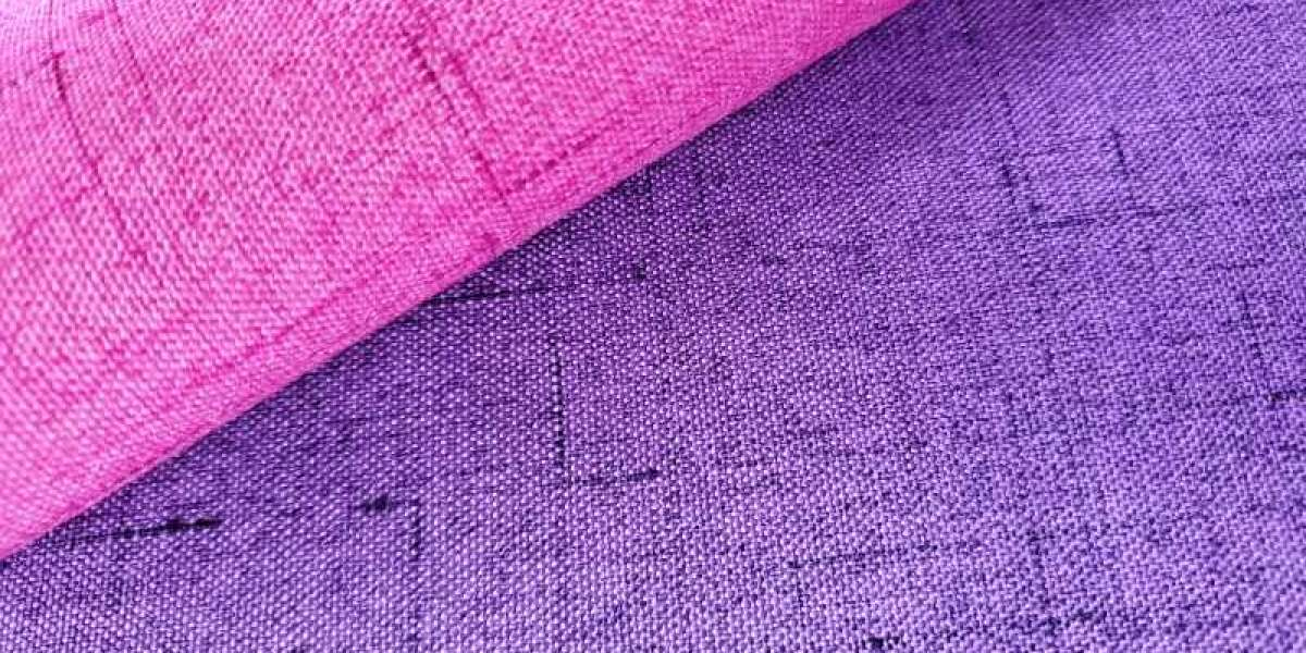 The newest addition to 300D Linen Type Cationic Fabric (PU)