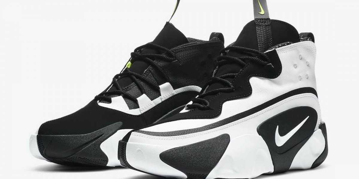 New Arrival  Nike React Frenzy Black White For Buy CN0842-100
