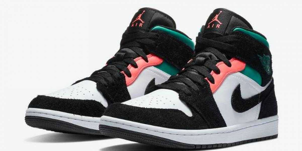 2020 Air Jordan 1 Mid SE South Beach Coming On the Way