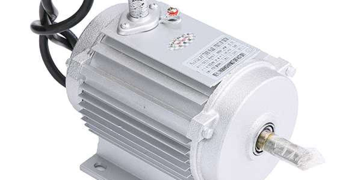 In air conditioning and cooling fan motor Manufacturers