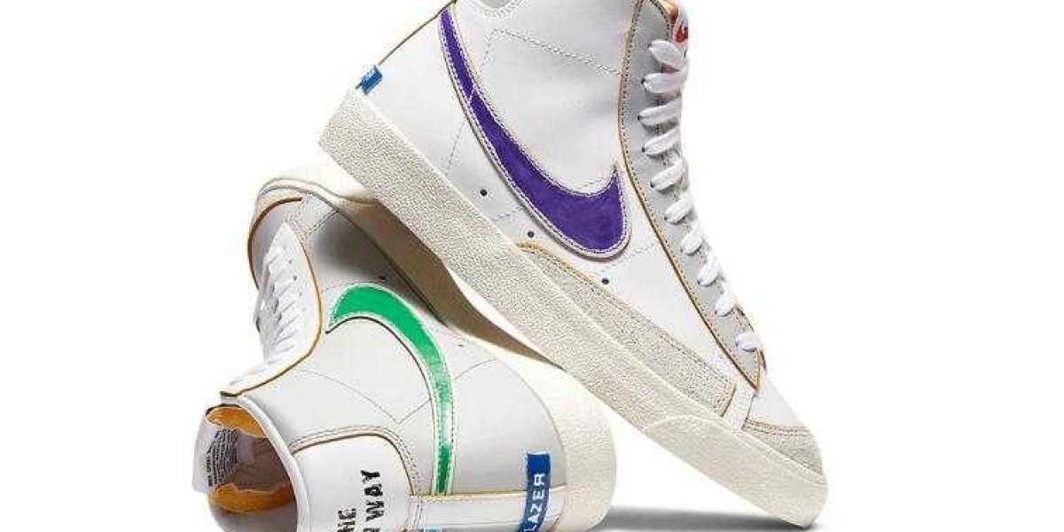 Where to Buy Latest Nike Blazer Mid '77 Label Maker ?