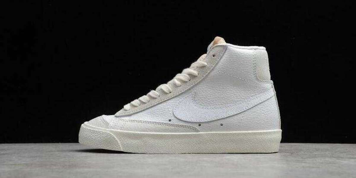 New Style Nike Blazer Mid VNTG 77 White Sail Platinum TintOnline Sale