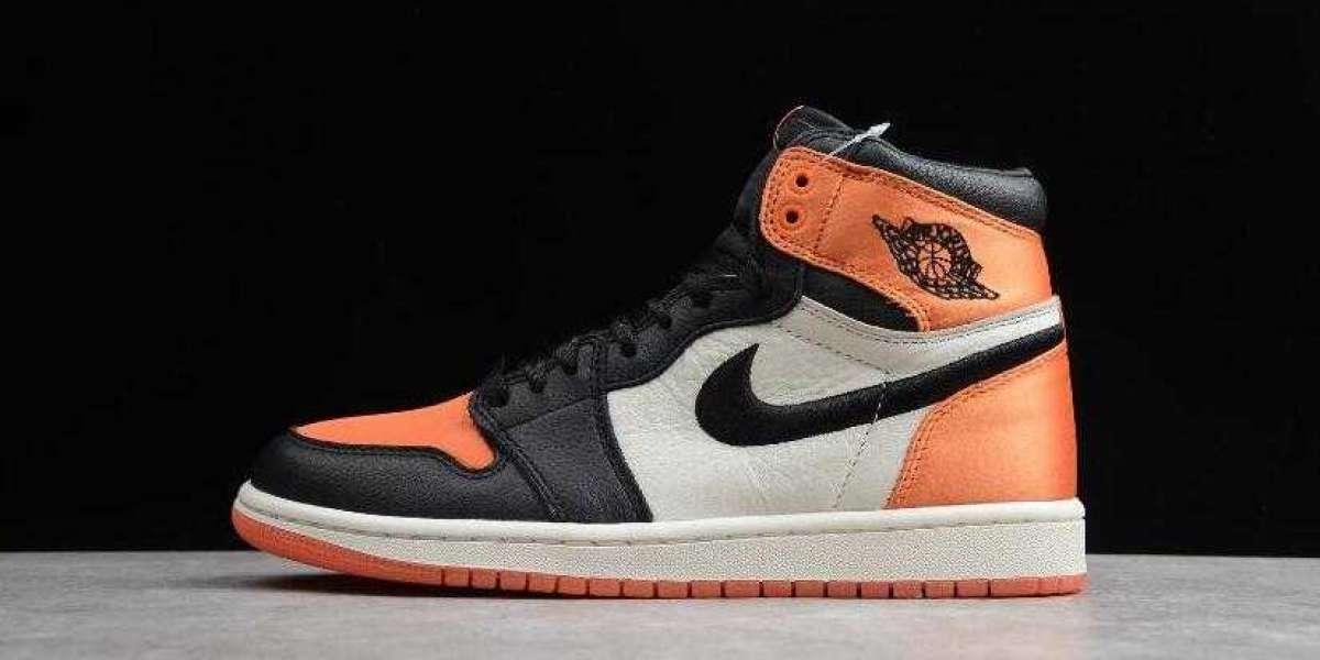 Will You Cop the Air Jordan 1 Retro High OG Black Starfish Shoes ?