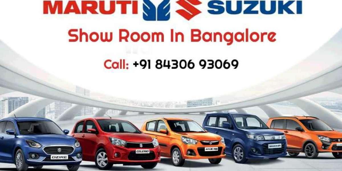 Authorized Maruti Suzuki Car Service Center and Car Repair and Service in Bangalore