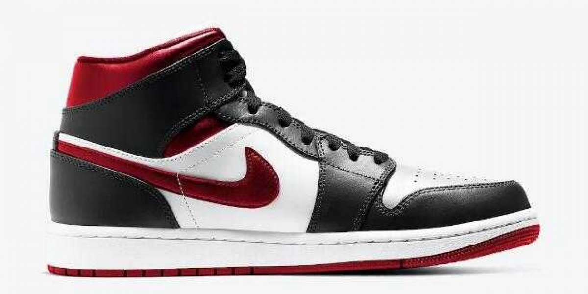 When Will the Air Jordan 1 Mid 554724-122 Metallic Red to Release ?