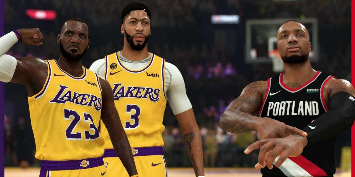 NBA 2K21s upcoming PS5 and Xbox Series X edition