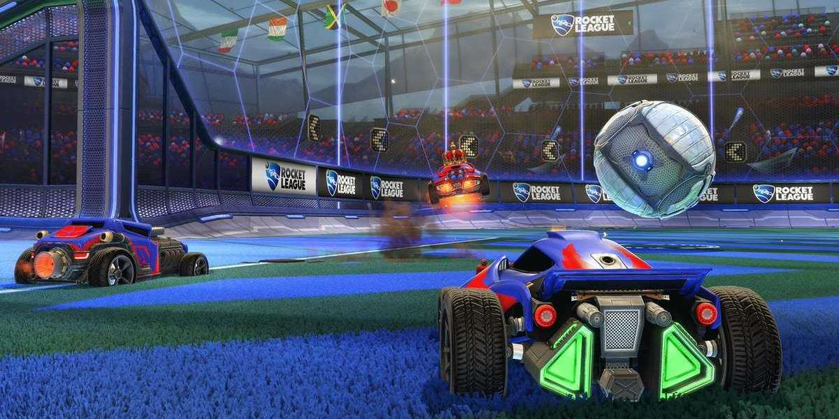 Esports movement taking place with Rocket League