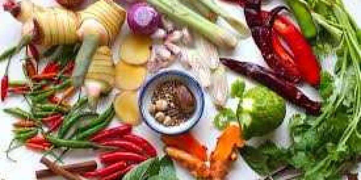 The Best Thai Herbs Tricks