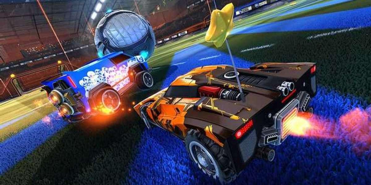 Psyonix Buy Rocket League Items composes
