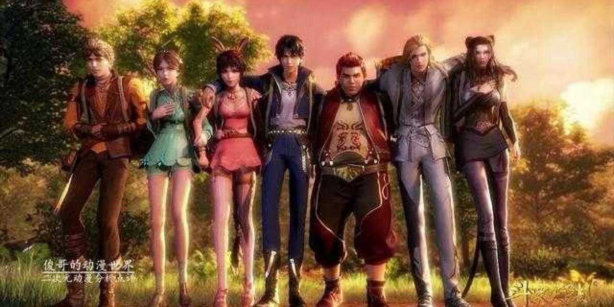 "Anime ""Doula Continent"" Won Unanimous Praise on WeTV"