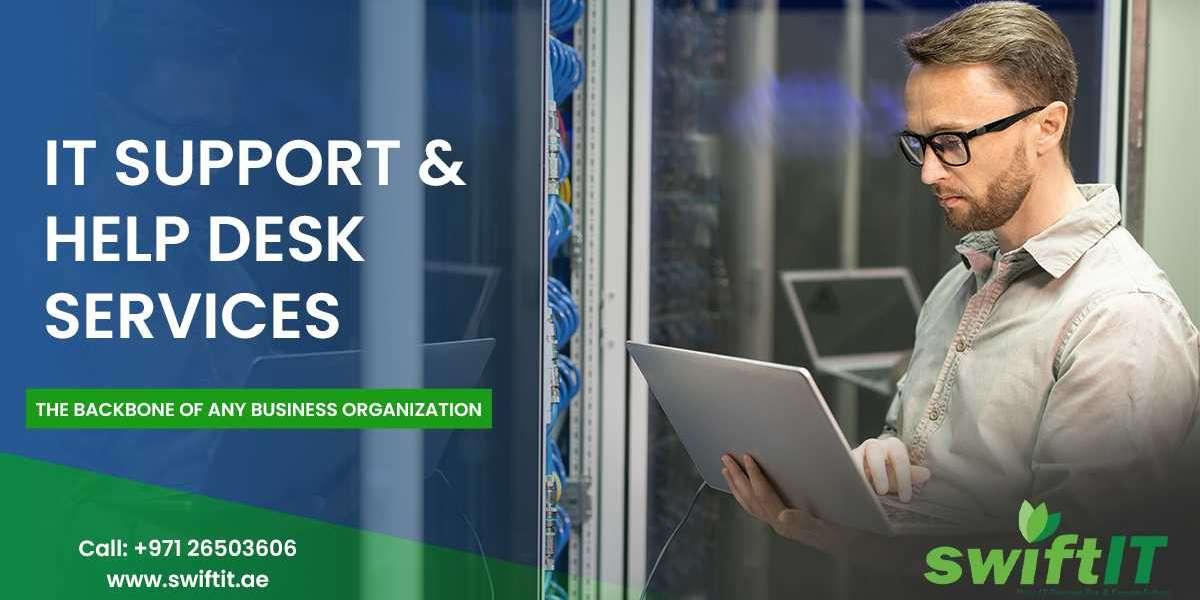 IT Solutions Company Abu Dhabi - Swiftit.ae