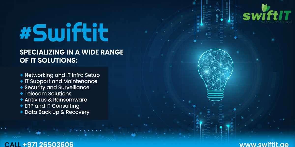 Swift Computer Abu Dhabi   IT Support Dubai   Swiftit.ae
