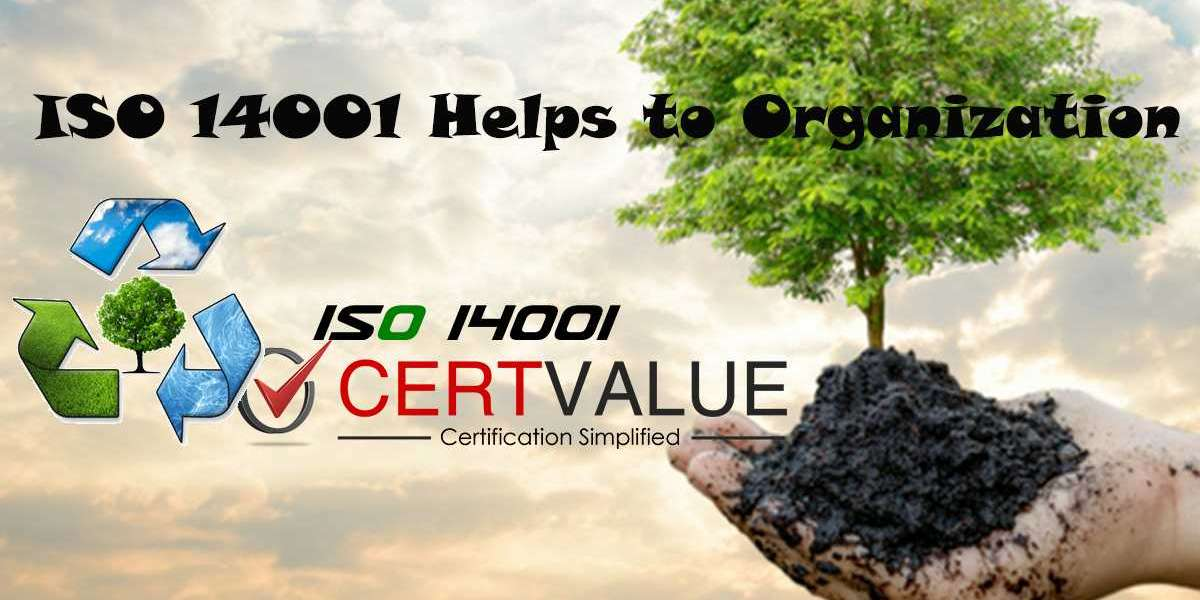 What are the elements and benefits of ISO 14001 Certification?