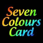Seven Colours Card Profile Picture