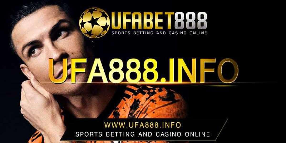 UFA888 รวมทุกเกมออนไลน์ไว้ในเว็บเดียว