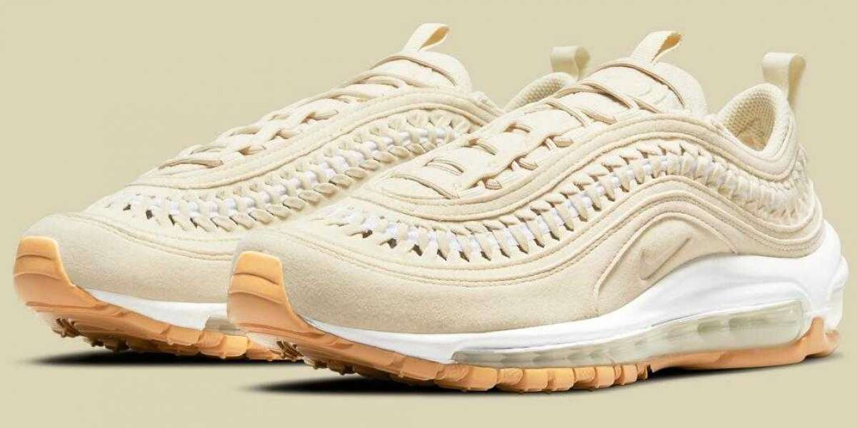 Latest Muted Nike Air Max 97 LX Woven Got the Gum Bottoms