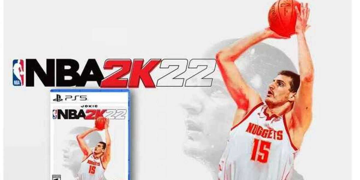 Trailer And Release Date For NBA 2K22's Gameplay