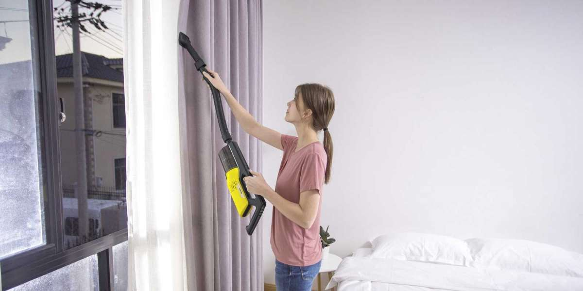 Different Methods of Professional Curtain Cleaning