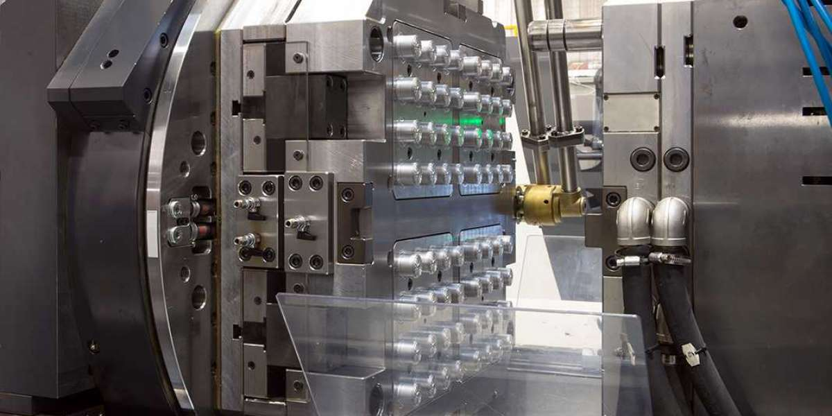Injection molding is a technique that was developed to conceal unsightly recycled plastic