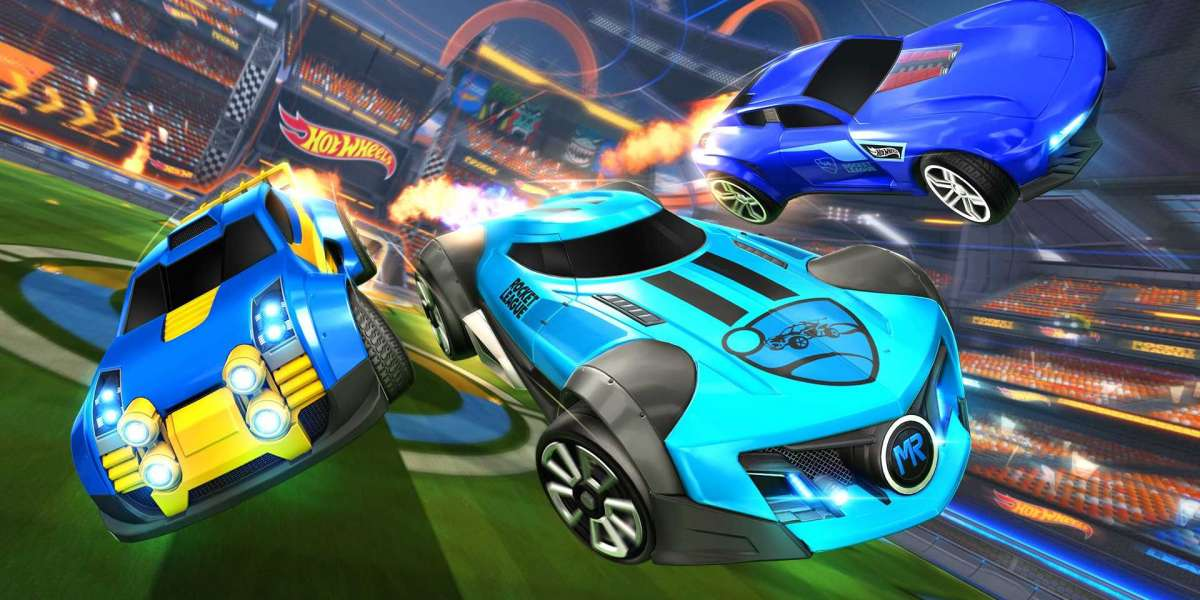 The logo will upload its F-150 to the wildly popular video game Rocket League