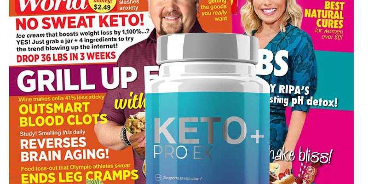 Keto Plus Pro Ex Reviews – Weight Slimmer!